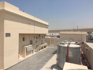 KAHRAMAA Implements the First Electricity Substation for Q-Rail